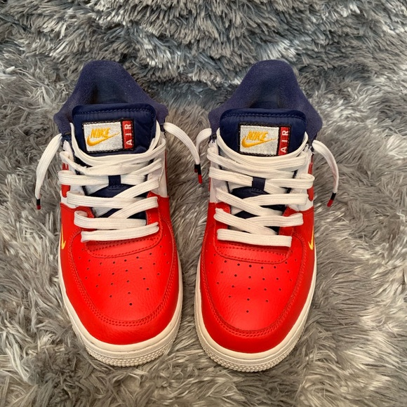 Nike Shoes | Nike Air Force 4th Of July